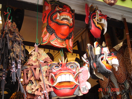 DSC01975 Mask ,面具 - Malacca