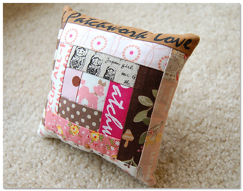 pincushion for custom order