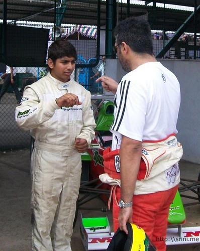 mrf race 107