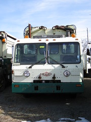Ex-City of Rochester, NY 1996 CCC / G.S. Recycler (FormerWMDriver) Tags: new york city ny trash truck garbage crane rochester company rubbish co ccc products waste refuse recycle recycling corp gs carrier sanitation recycler 965231 965235
