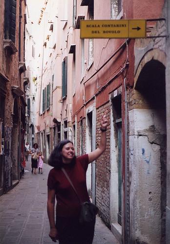 Scala del Bovolo - Venice