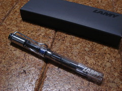 LAMY Safari L12 EF -translucent-