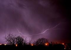 Here comes the rain again ([Sir] Bali) Tags: longexposure cloud storm black purple lila lightning felhk fekete villm canon450d canonefs1855is