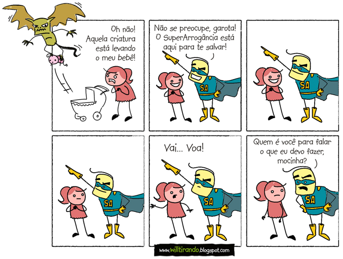 SuperArrogância