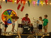 Drumming at Speedway Daycare