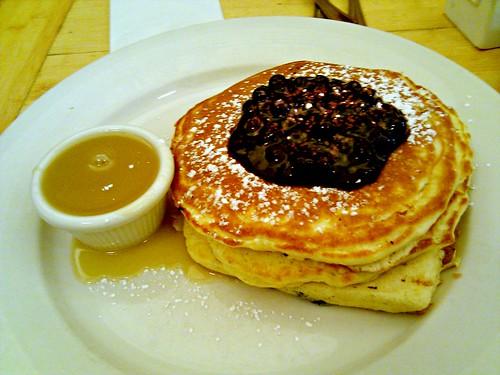 NYC_Clinton St Bakery pancakes