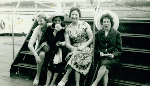 Helen Gorman, 1960.