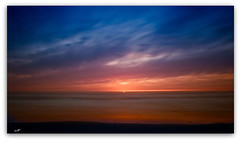 til' next time (Ah Hman) Tags: ocean sunset beach san francisco ray filter nd reverse singh