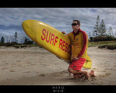 Hero (William Bullimore) Tags: beach sand surf au australia lifeguard hero surfboard newsouthwales canonef2470mmf28lusm lifesaver lifesaving surflifesaving lennoxhead surfrescue canonrc1wirelessremote manfrotto190xbtripod canoneos5dmarkii manfrotto322rc2heavydutygripballhead australianlifeguardservices