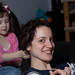 Faye braiding Jessica's Hair