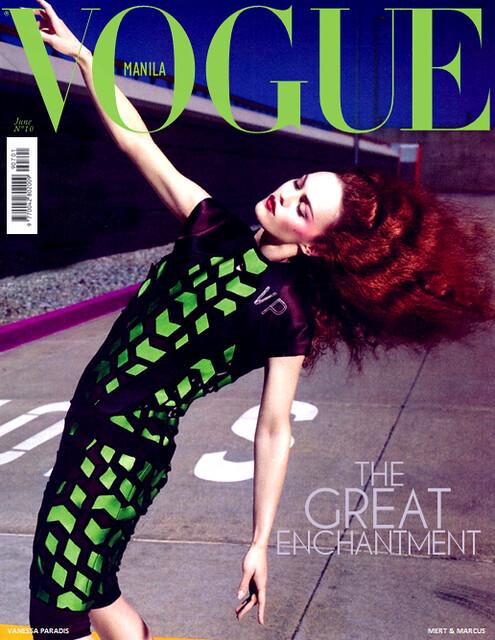 Vogue Manila June 2011 by Frranzy