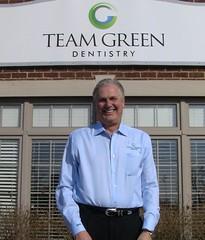 Team Green. Steve Green