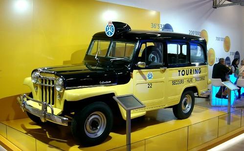 Jeep TCS