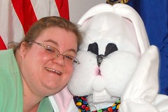 Me & Easter Bunny
