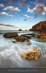 Naturally smashed (Marco Pepe -) Tags: sea seascape nature landscape italia mare searchthebest natura salento puglia paesaggio wwwmpgalleryit