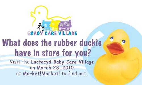 lactacyd baby care village