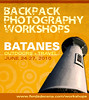 Backpack Photography Batanes