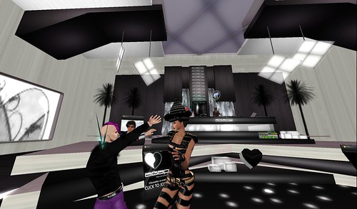 xavier, raftwet in second life