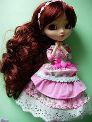 Lolita - Pullip Papin (RubillaLovesDolls) Tags: dolls handmade lolita groove pullip junplanning papin
