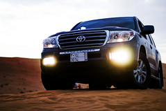 Land Cruiser (Abdulrahman BinSlmah) Tags: by 50mm sand nikon all  rights land af nikkor photographed khalid cruiser reserved  2010 d300 f14d abdulrahman g