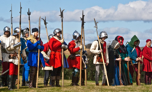 Battle of Towton - 1461