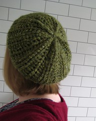 Blackstone Avenue Beret Pattern