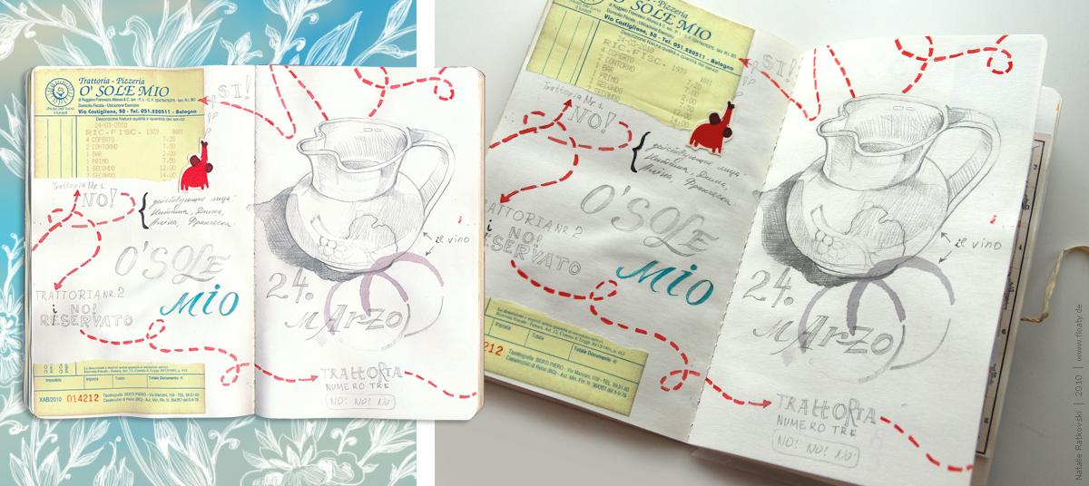Bologna travel book 11