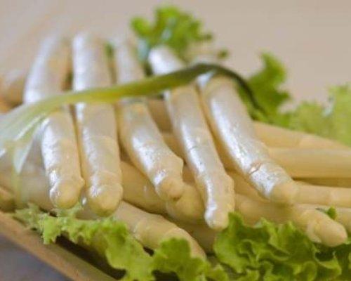 asparago bianco di  Fossalon