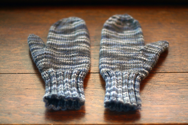 Mittens in April: Better late than Never