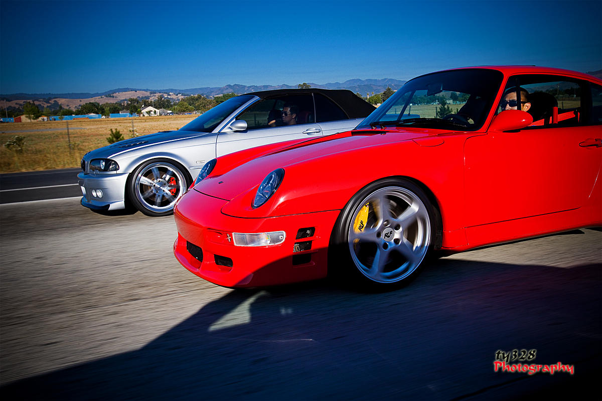She's Back - RUF 993 Turbo R!!