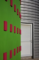 . (ajkpix) Tags: street urban abstract color architecture cyprus cy   scattidistrada