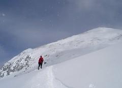 Unterm Gipfelhang des Herzog Ernst (xrotwang) Tags: skitour rauris mitdiet herzogernst jahr2010