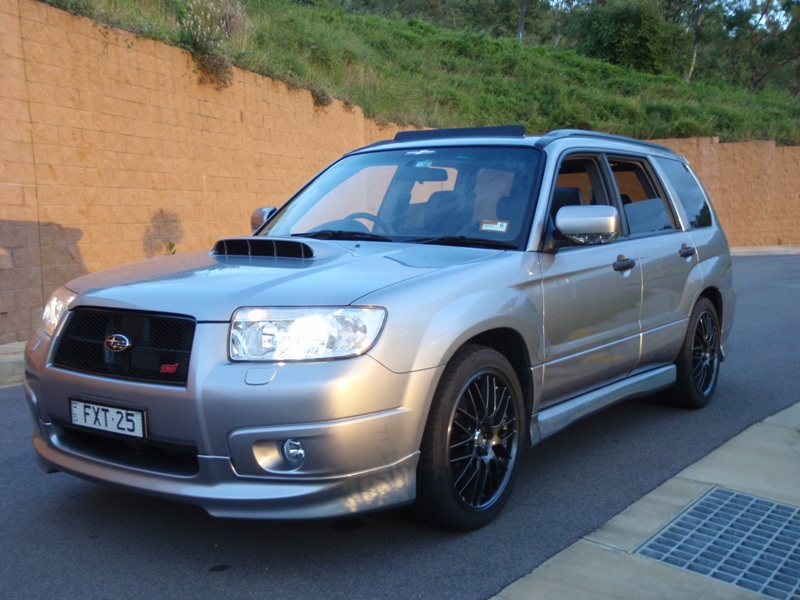 Ozfoz Com View Topic 2007 My08 Forester Xt Luxury Qld