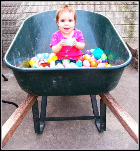 Wheelbarrow full of Love