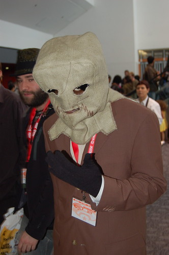 WonderCon 2010: Scary Man