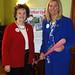 PBCC President & Founder Pat Halpin-Murphy with Rep. Jennifer Mann (D-132)