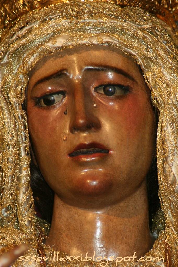 Nuestra Señora de la Amargura. Domingo de Ramos 2010