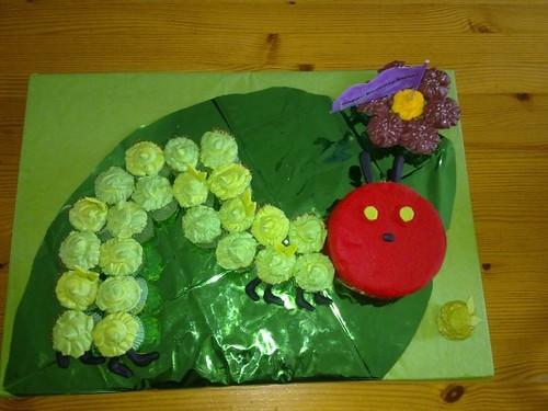caterpillar cakes for kids. Hungriest Caterpillar Cake