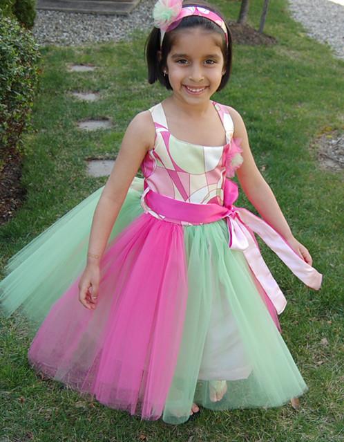 выкройки бальных платьев для девочек лет - Выкройки одежды для детей и...