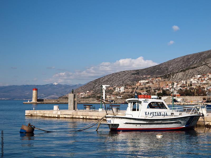 Senj. Croatia
