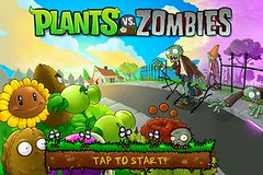Plants vs Zombies, iphone