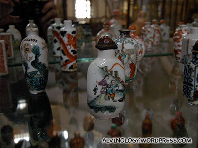 Chinese snuff bottles