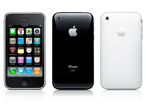 iPhone 3GS: El mas veloz de Apple