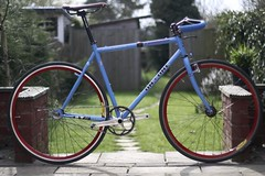 on-one il pompino (Barnaby Nutt) Tags: road bike steel gear il frame fixed onone pompino