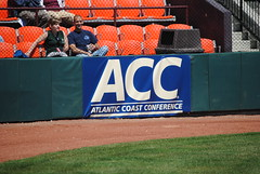 THE ACC (SneakinDeacon) Tags: acc baseball miami ncaa vt hurricanes blacksburg virginiatech hokies englishfield