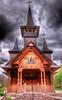 Felix church s (AragianMarko) Tags: church photoshop romania orthodox hdr biserica woodenchurch crkva oradea cs4 ortodox photomatix 3exp bailefelix
