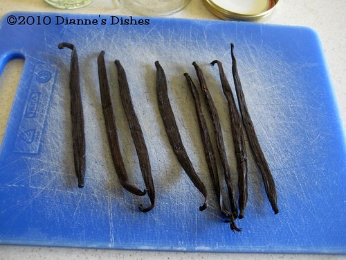 Make Your Own Vanilla Extract: Vanilla Beans