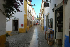 Óbidos, medieval village, vila medieval