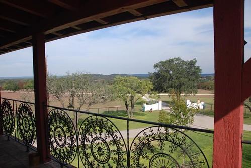 V-Bharre Ranch view