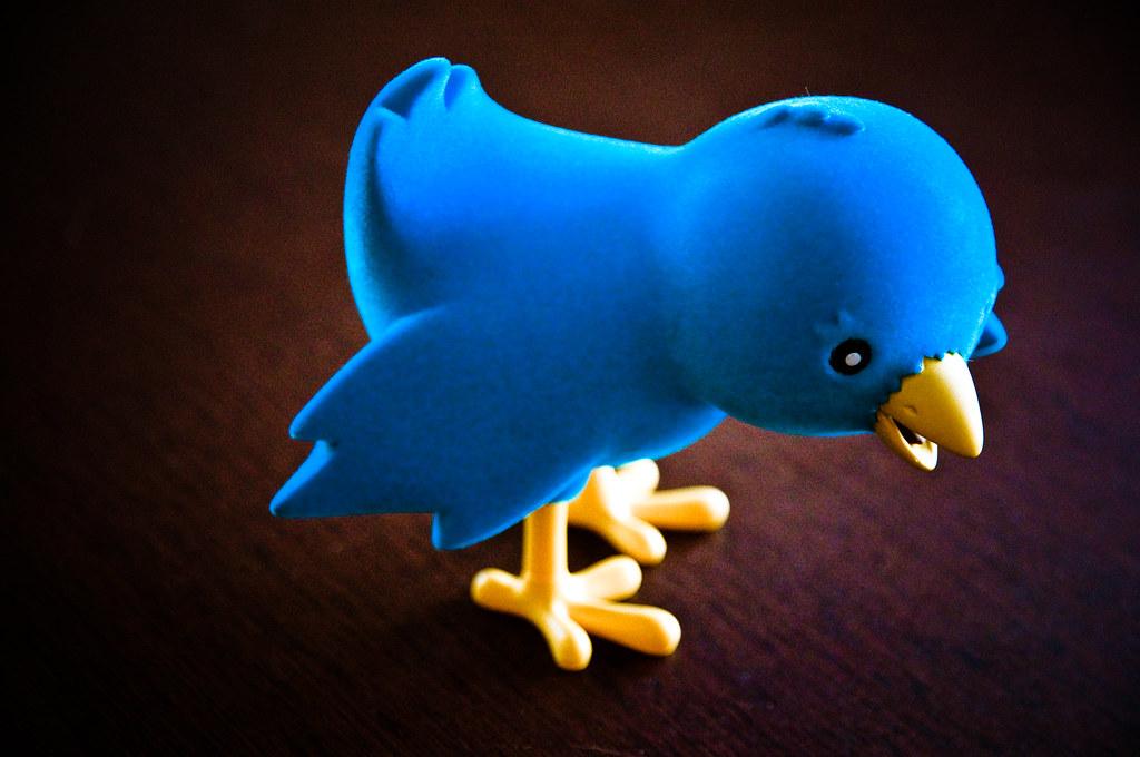 Ollie the Twitterific Bird